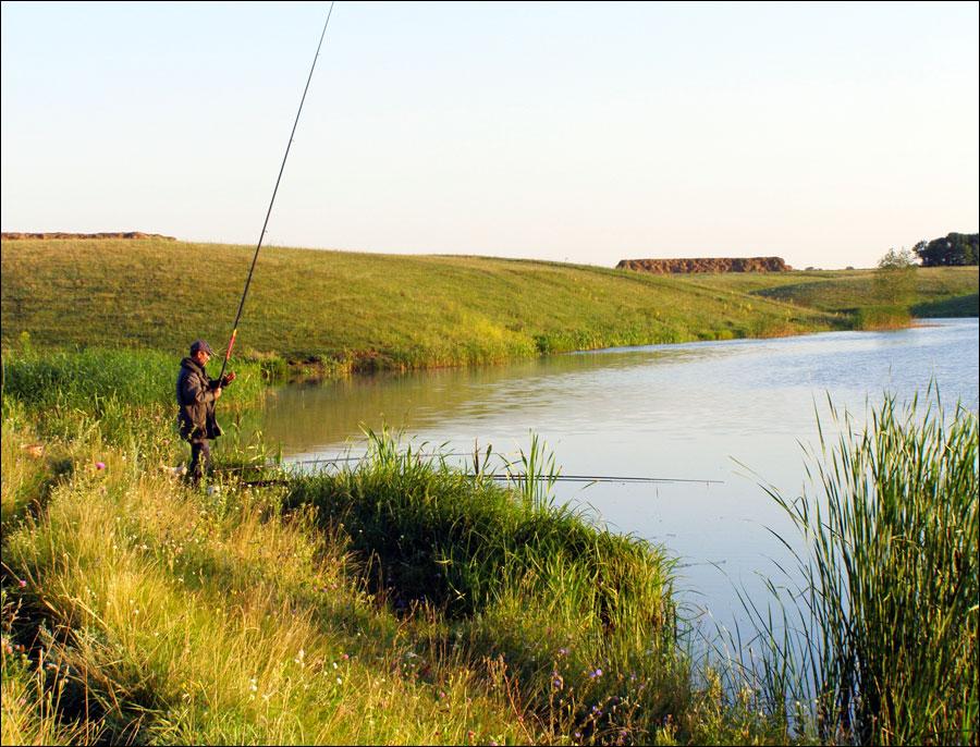 Рыбалка в саратовском районе