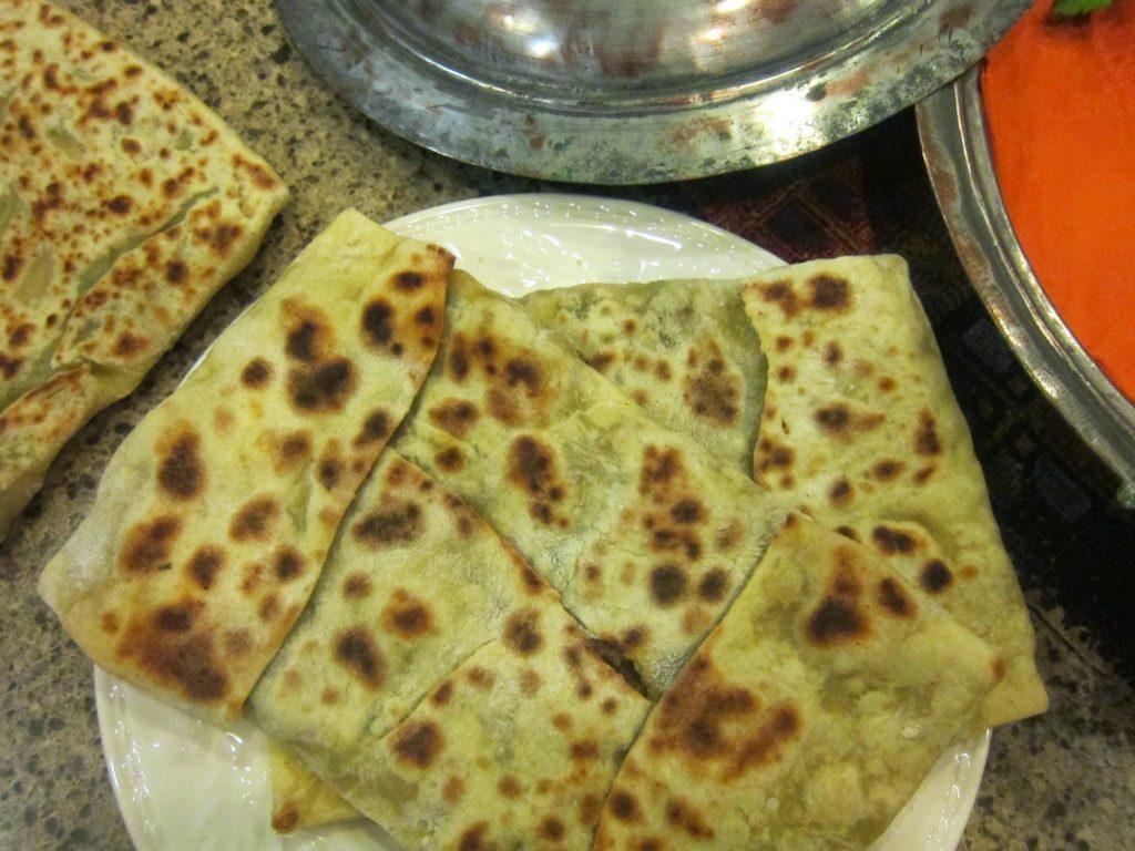 turkish tortilla gozleme step by step recipe