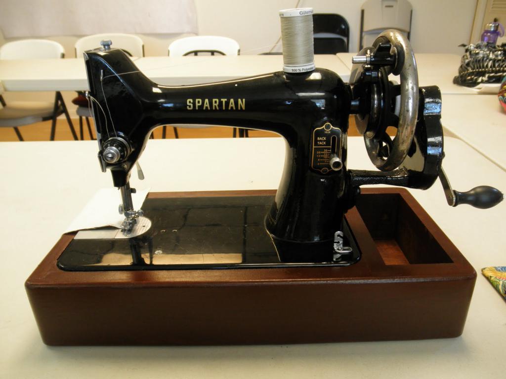 Самостоятельная настройка швейной машинки