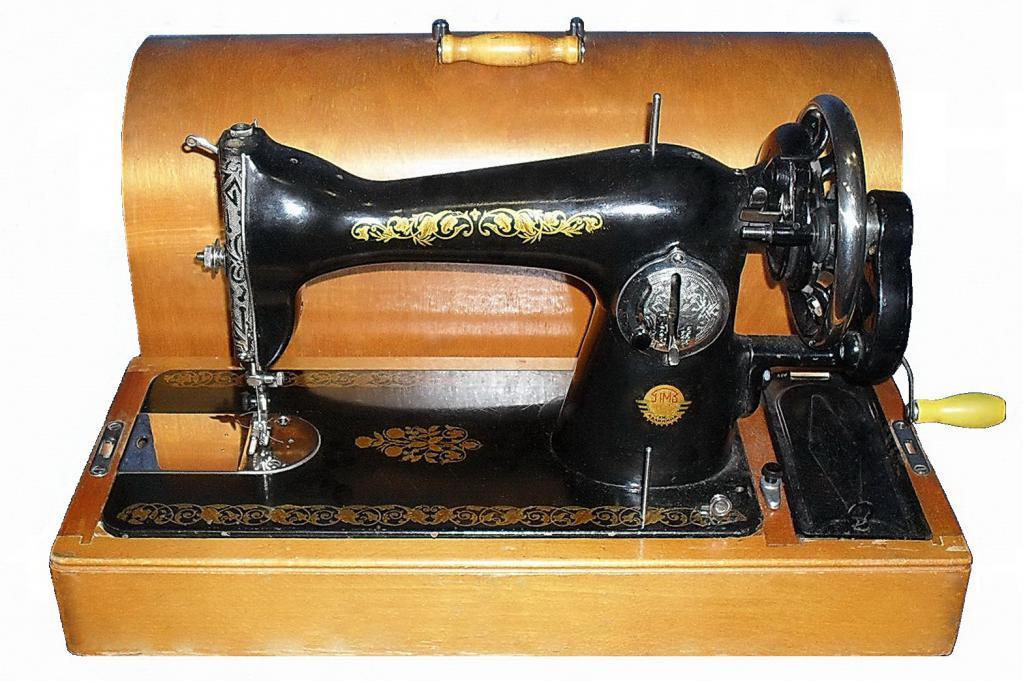 Настройка ручной швейной машинки