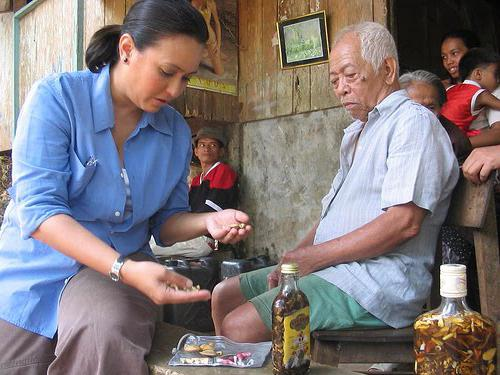 Philippine Healer Treatment