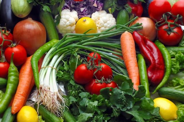 Фото овощей