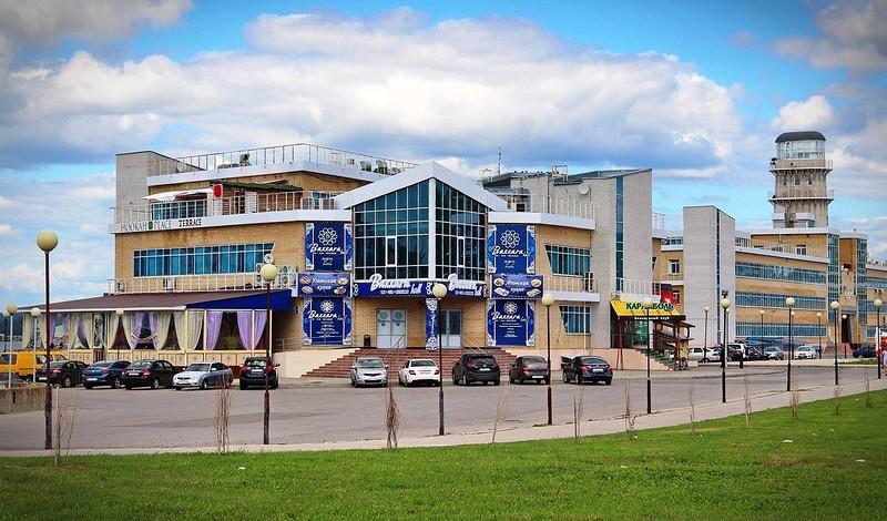 Здание Чебоксары