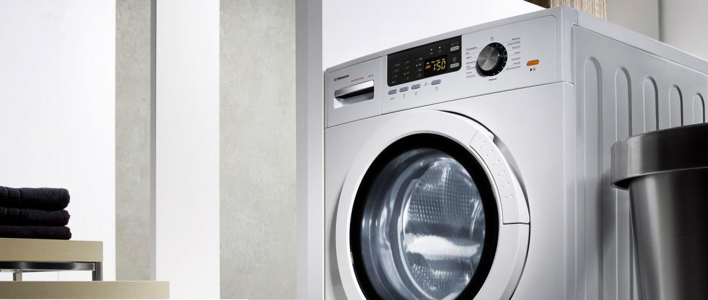Error codes washing machine