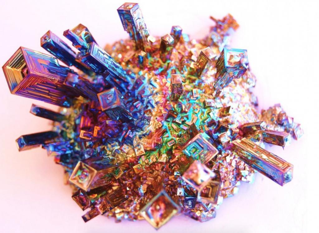 physical properties of minerals briefly