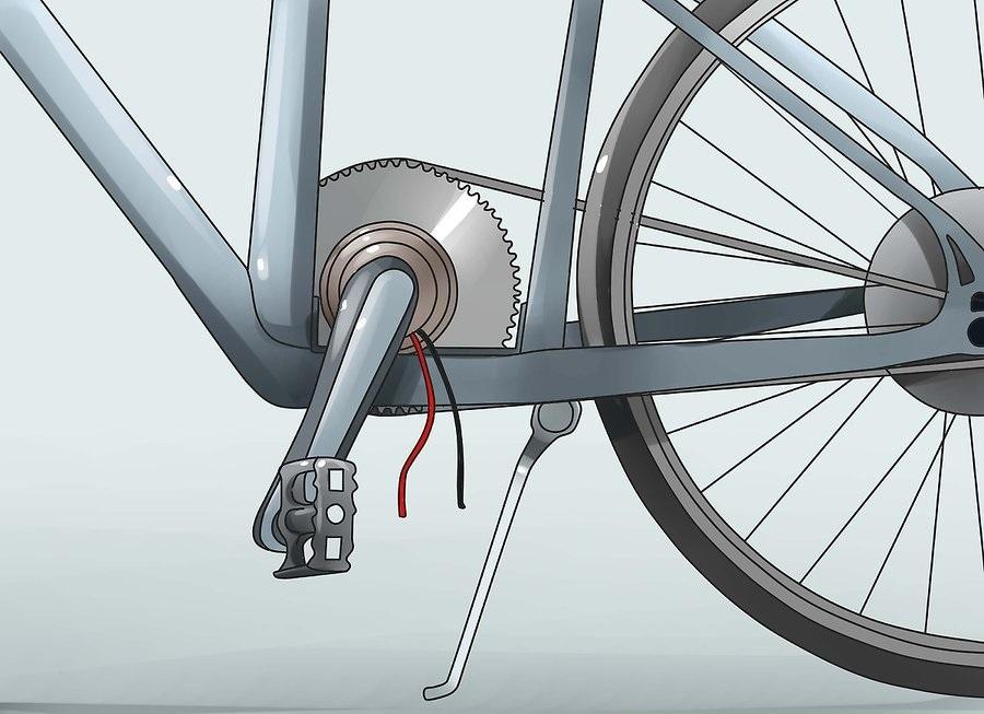 Электровелосипед своими руками у себя дома