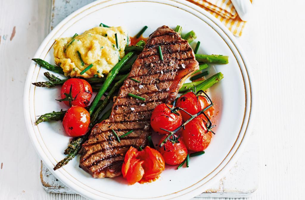steak garnish