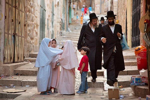 israel what faith and religion