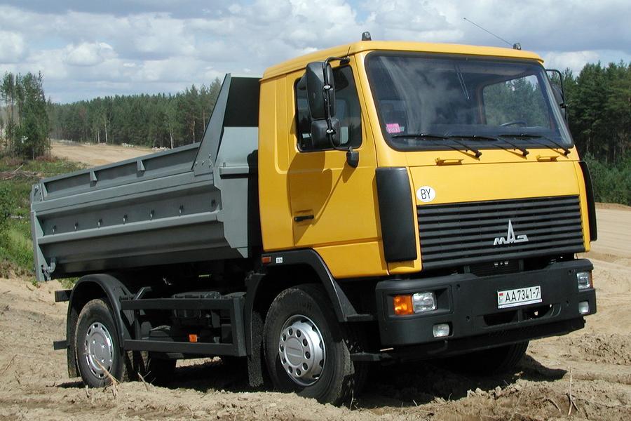 Картинка грузового автомобиля маз