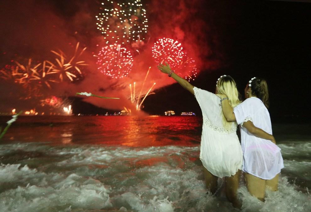 картинки как отмечают новый год в бразилии игре