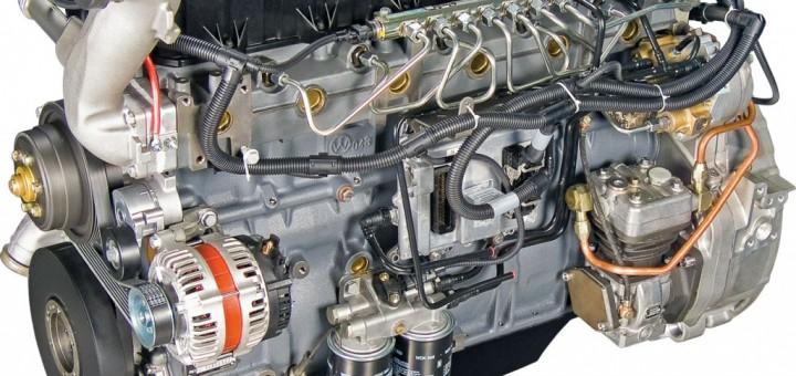 YaMZ-536 engine