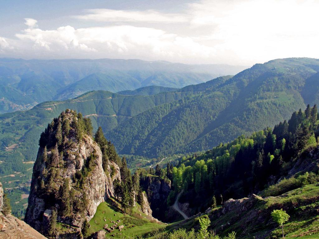 Фото анатолийские горы в турции