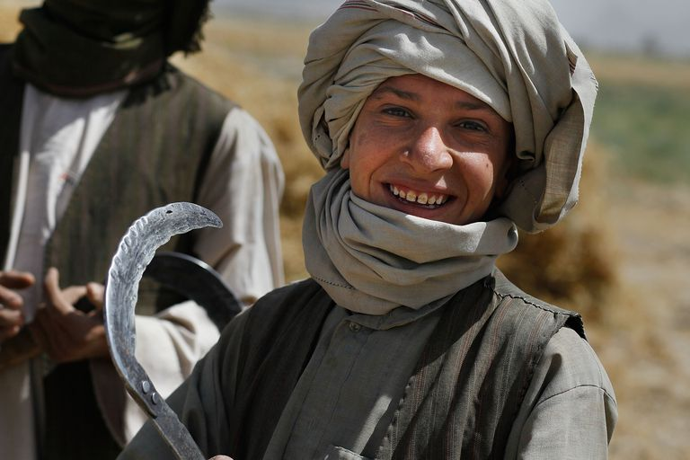 Population of Afghanistan