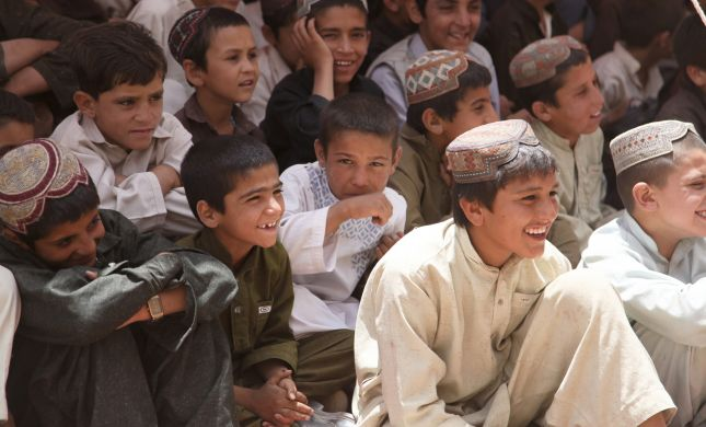 How many people in Afghanistan