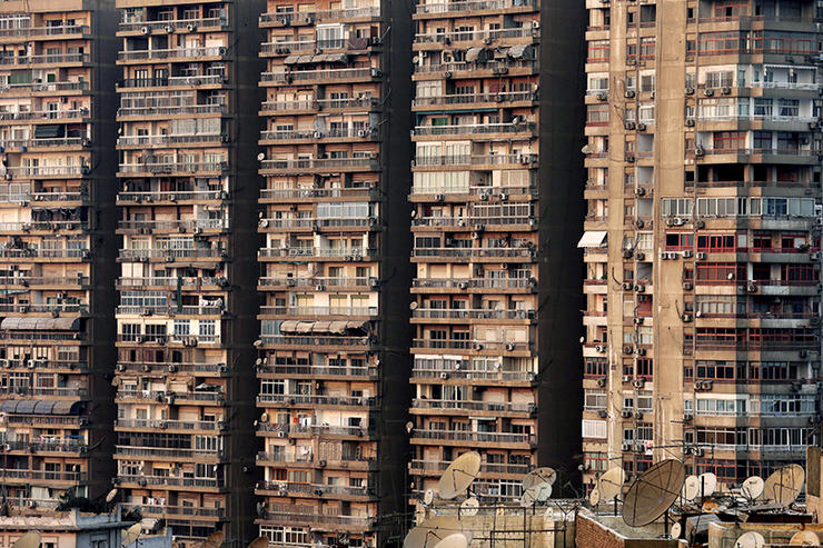 Cairo population