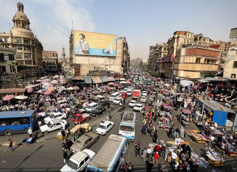 Cairo: how much population