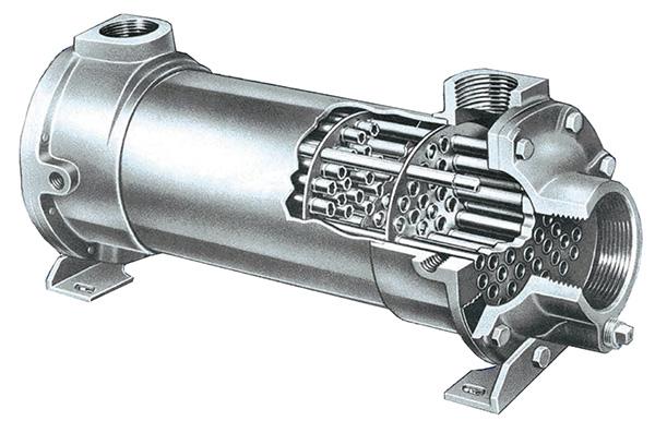 wash the heat exchanger
