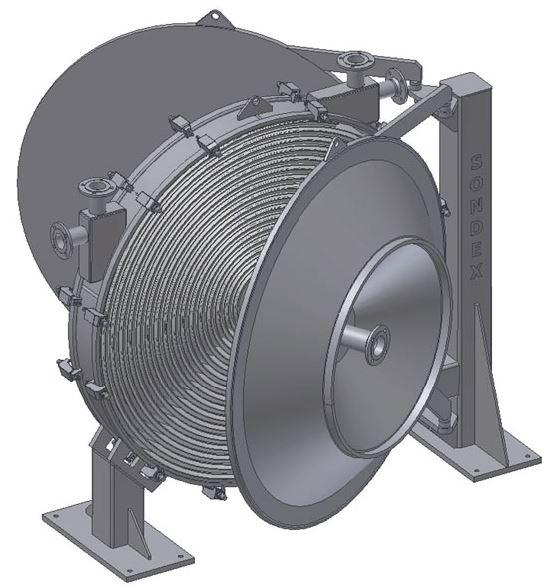 automotive heat exchanger