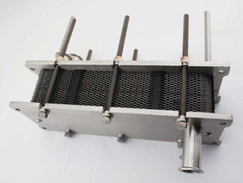 Astra heat exchanger