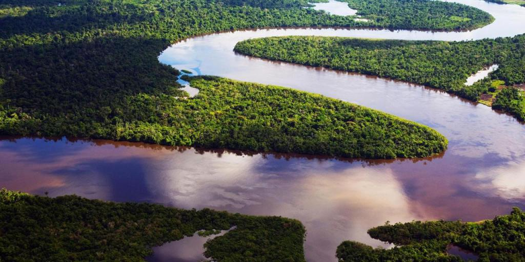 mean of the Amazon River