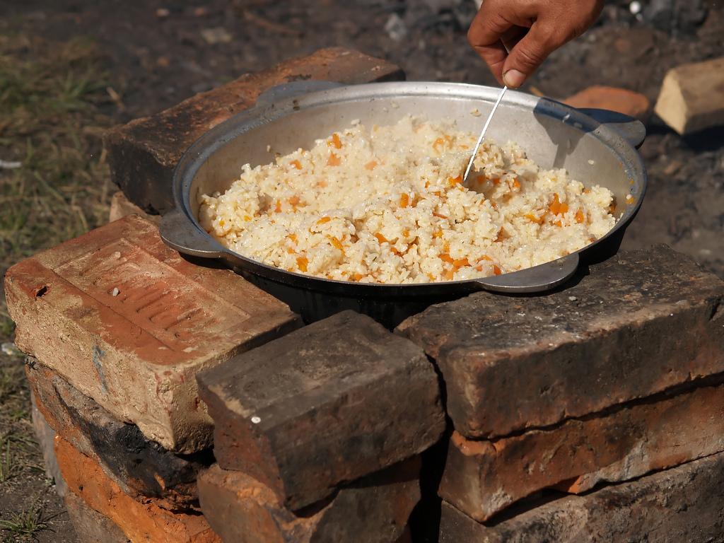 Tajik pilaf recipe
