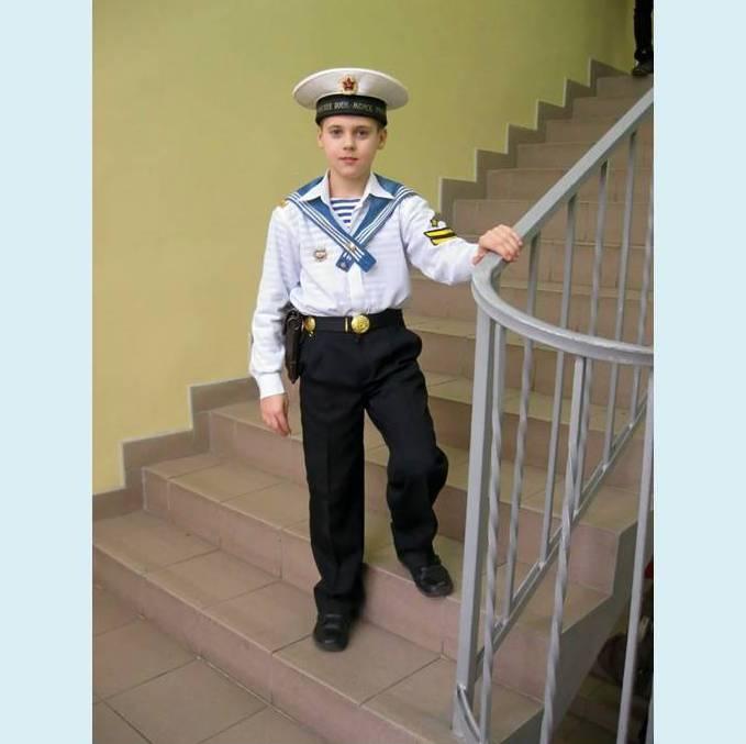 Как сделать костюм моряка своими руками фото 323