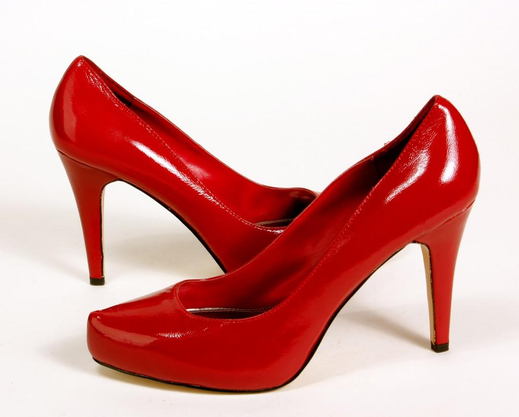 Красные туфли во сне
