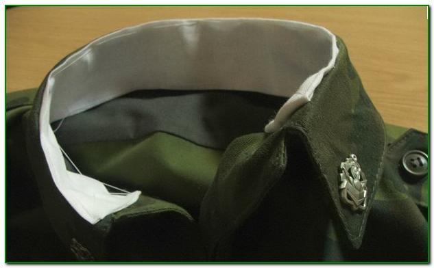обожают подшив воротничков в армии фото представляет собой набор