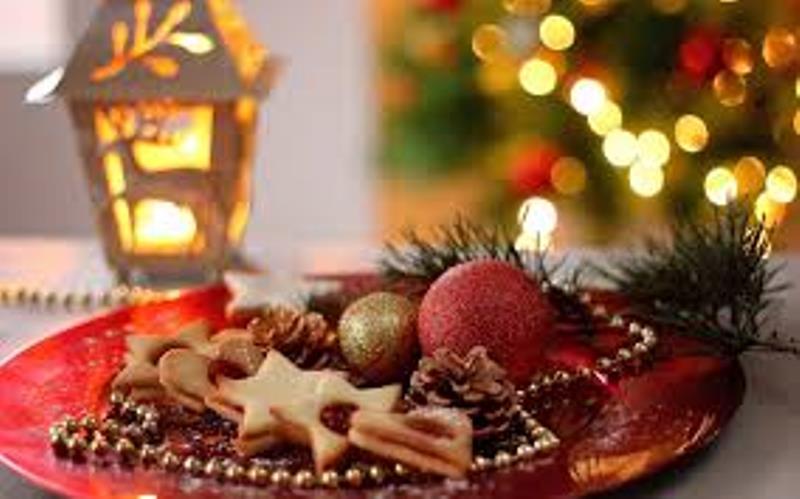 Christmas mood and cookies