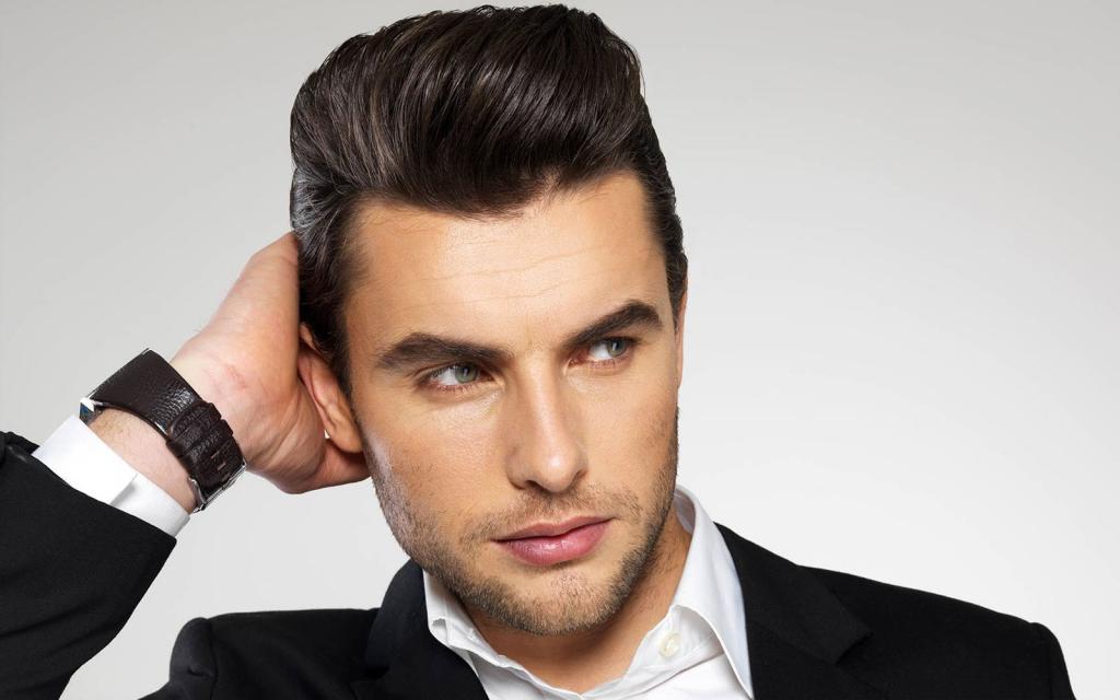 гель для волос фарма с мужской