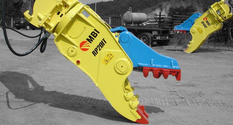MTS grab loader