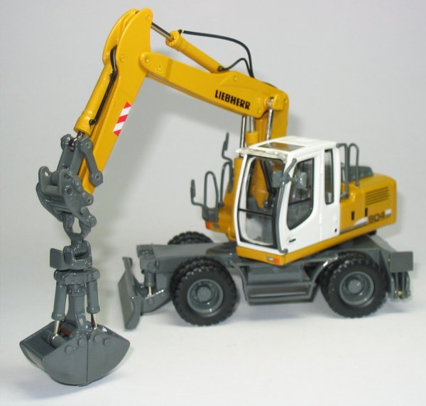 what is a grab loader