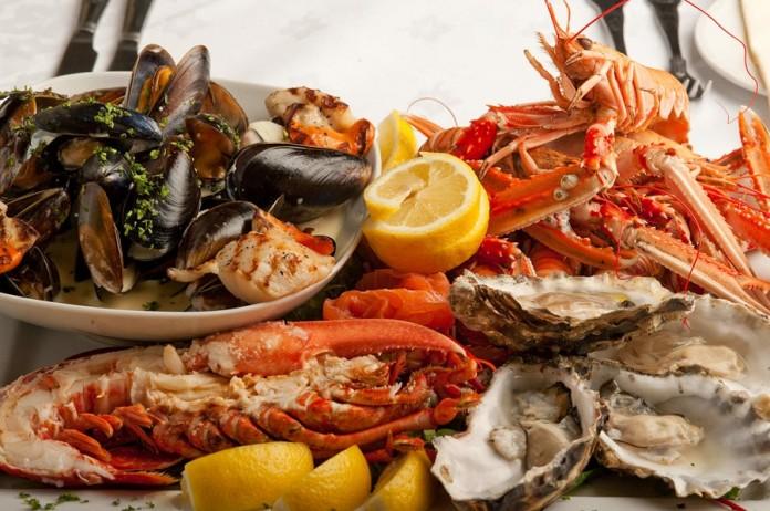 Морепродукты - источник белка