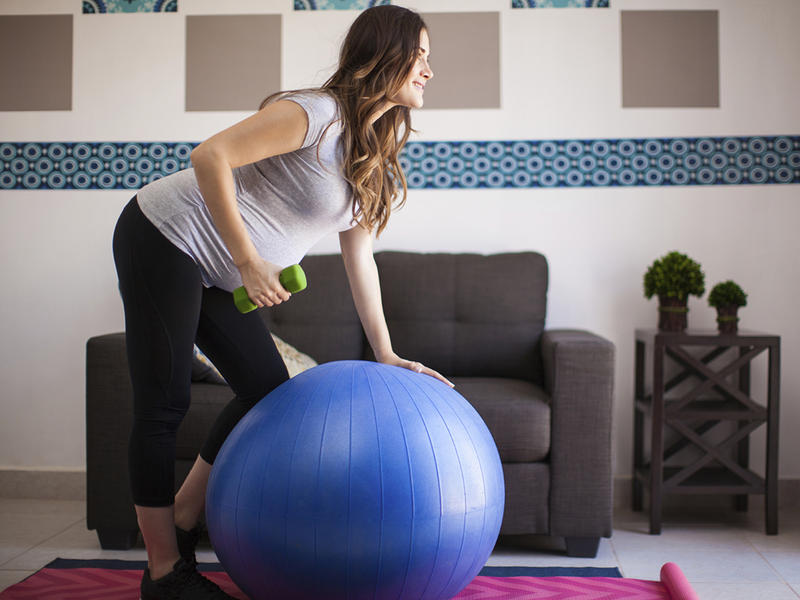 gymnastics during pregnancy