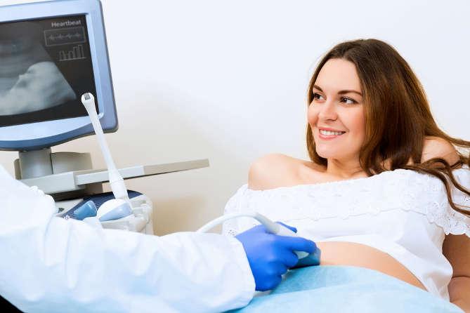 ultrasound during pregnancy