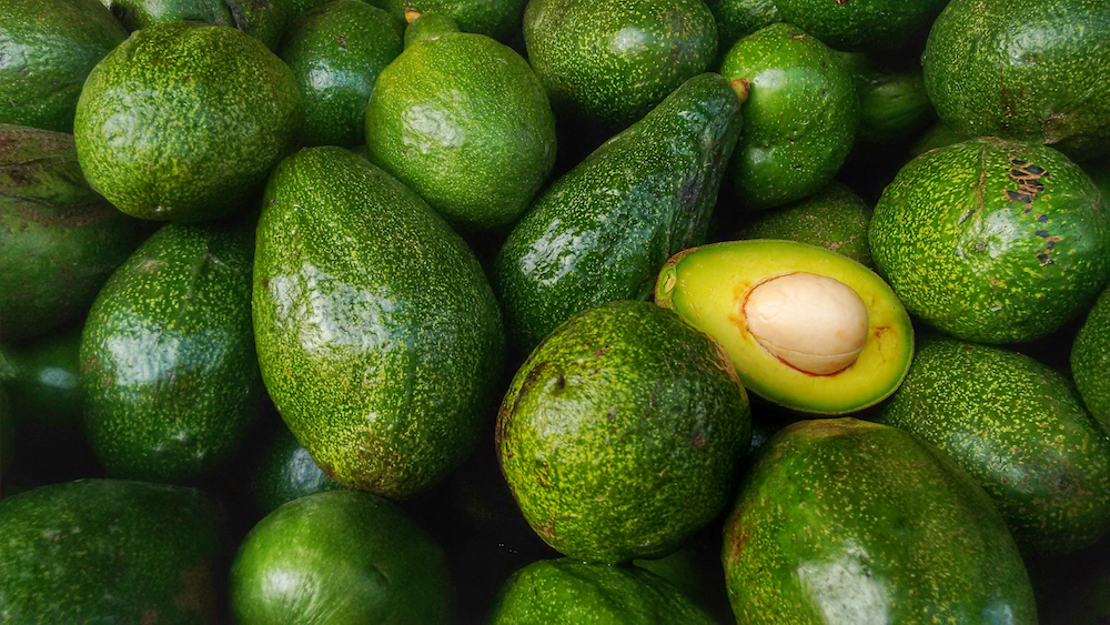 avocados how to determine the ripeness of the fruit