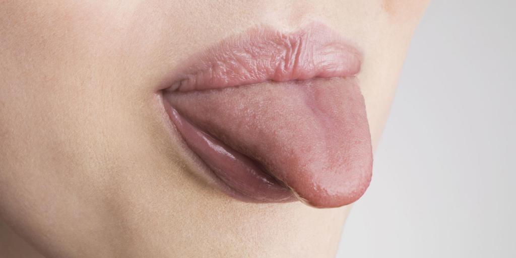 Немеет кончик языка что это значит у беременных 49