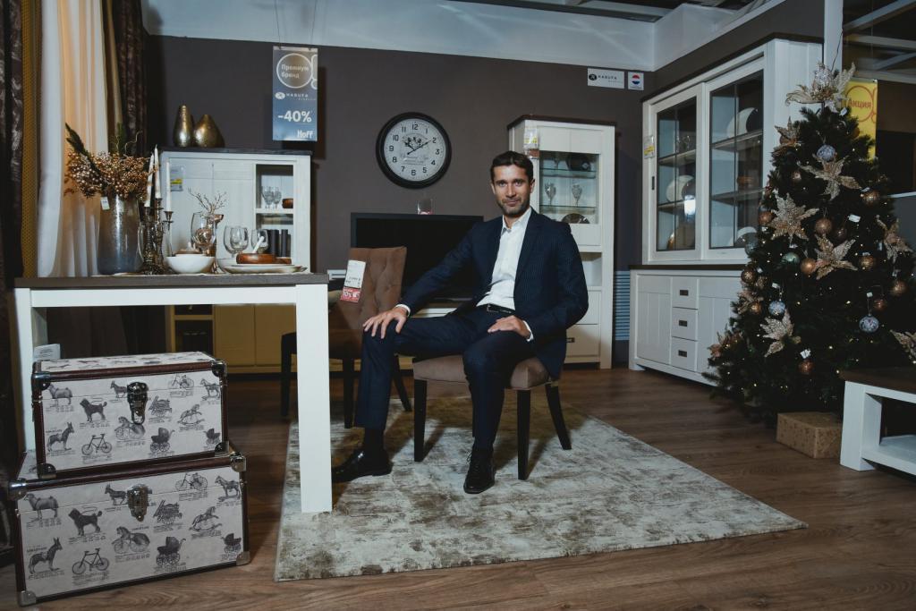 Кучмент и его мебель