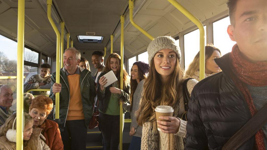 сонник ехать в автобусе стоя
