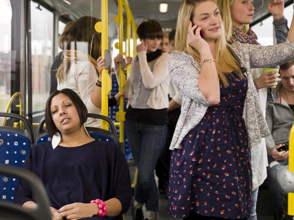 сонник толкование ехать в автобусе