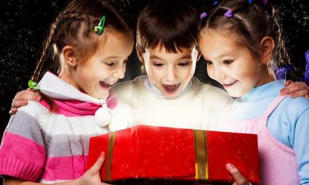 What to give a child for a year