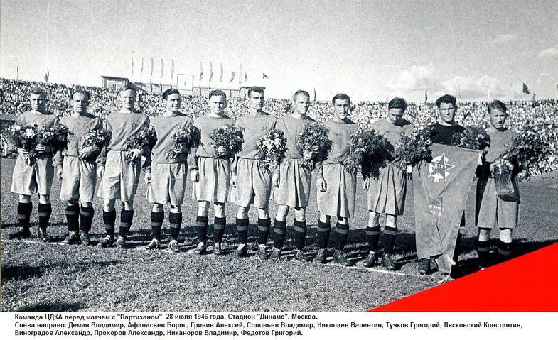 CSKA football team