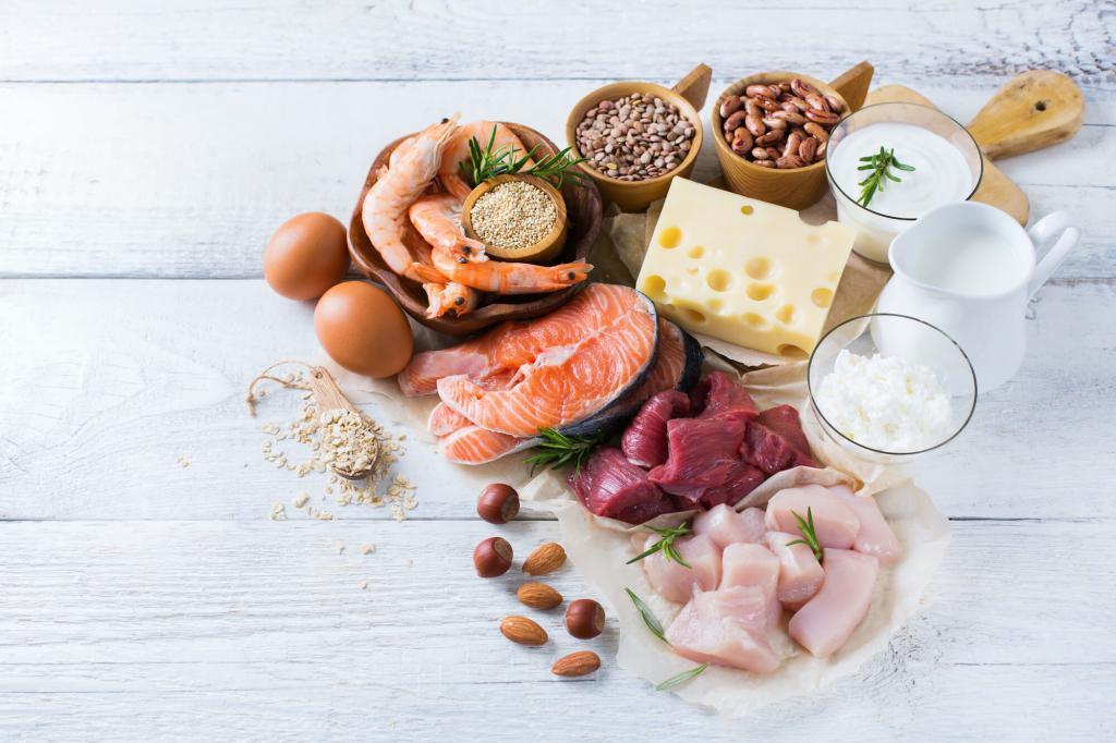 Белок В Диете Это. Недельное меню белковой диеты для похудения на каждый день