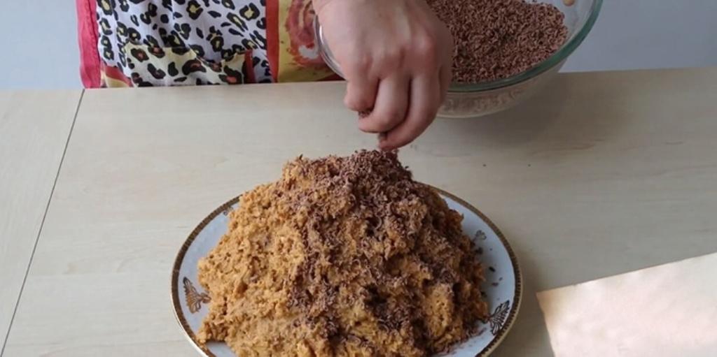 Торт Муравейник - пошаговый рецепт с фото на Повар 35