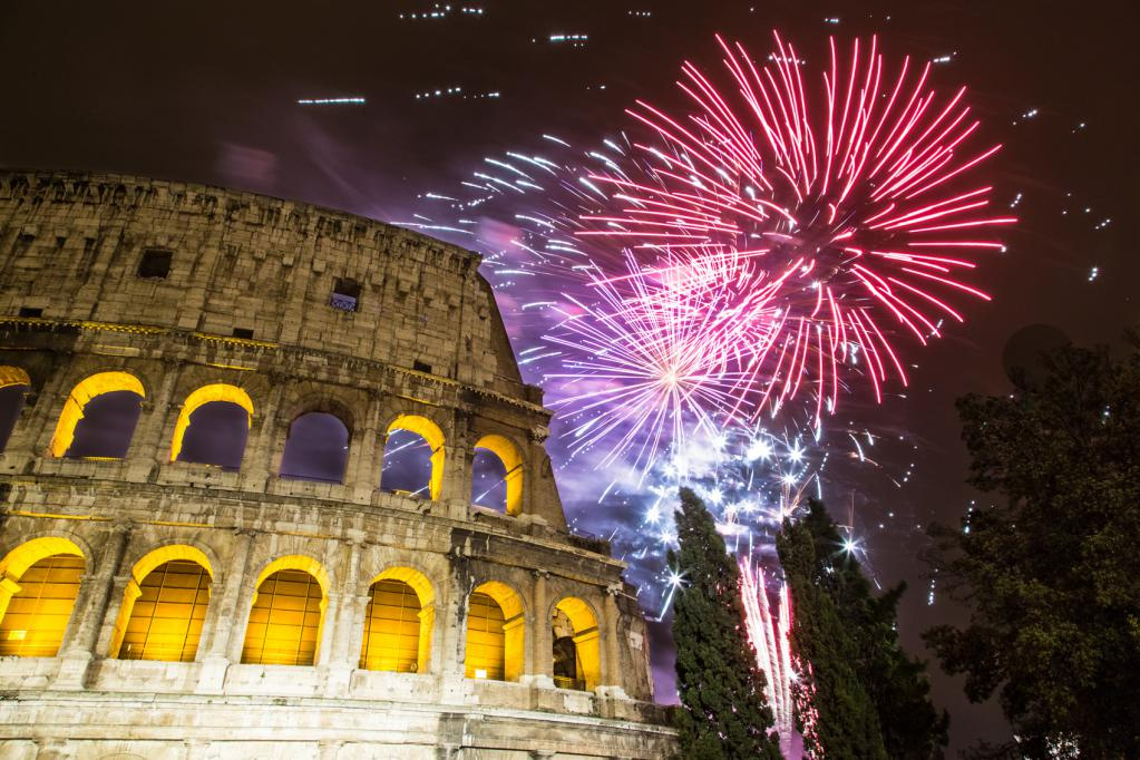 Where to go for the New Year abroad
