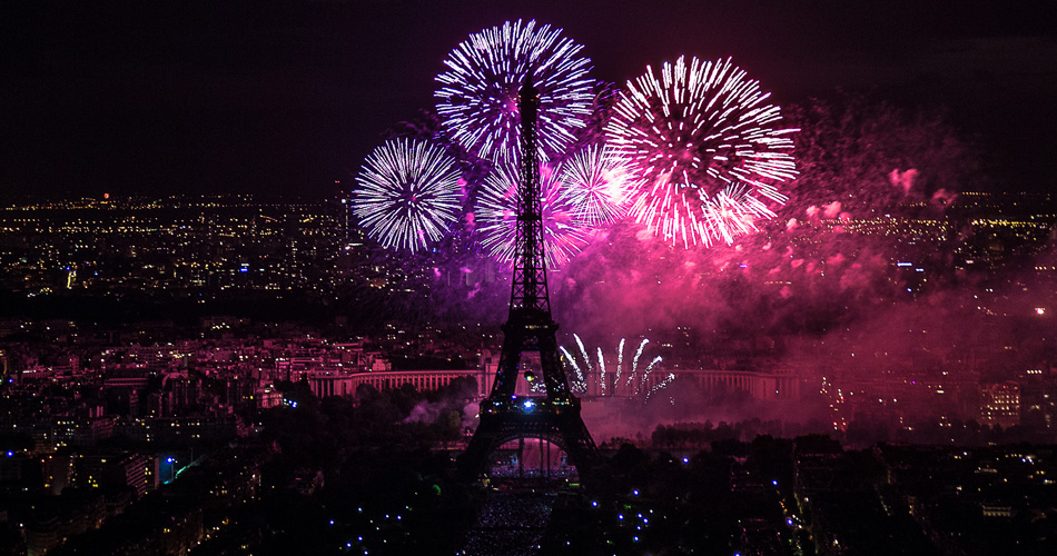 New Year in France