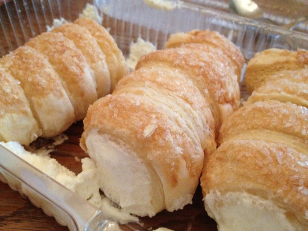 sweet puff pastry