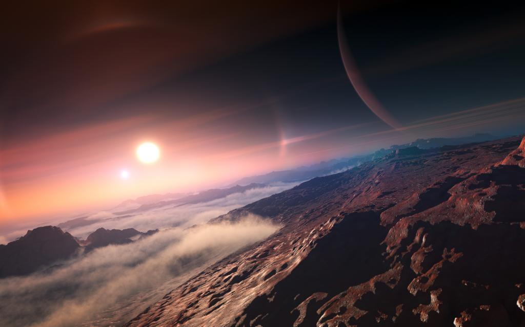 exoplanets suitable for life
