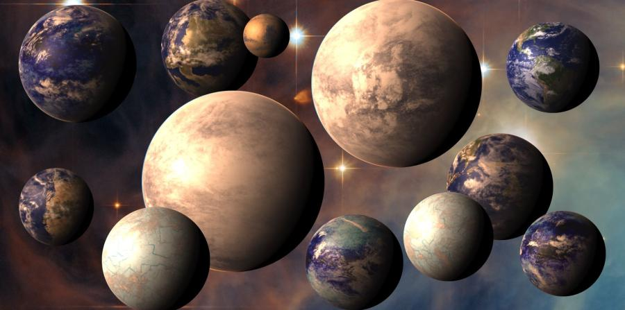 planets exoplanets