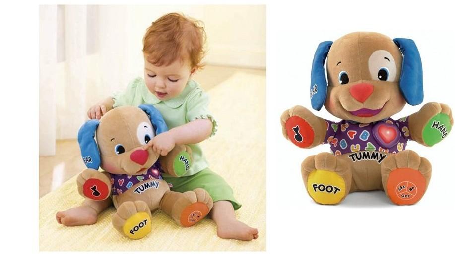 Fisher-Price puppy (smart toy)